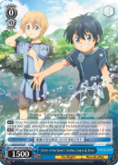 SAO/S65-E106 Glitter of the Water's Surface, Eugeo & Kirito