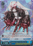 KC/SE28-E30 Southern Ogre in the Deep Sea (Foil) - Kancolle Extra Booster English Weiss Schwarz Trading Card Game
