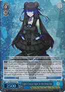 KC/SE28-E37 Light Cruiser Ogre in the Deep Sea (Foil) - Kancolle Extra Booster English Weiss Schwarz Trading Card Game