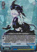 KC/SE28-E41 Destroyer Princess in the Deep Sea (Foil) - Kancolle Extra Booster English Weiss Schwarz Trading Card Game