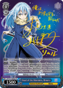 TSK/S70-E064SP Head of the Monsters, Rimuru (Foil) - That Time I Got Reincarnated as a Slime English Weiss Schwarz Trading Card Game