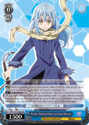 TSK/S70-E068S Partner Sharing Body and Soul, Rimuru (Foil) - That Time I Got Reincarnated as a Slime English Weiss Schwarz Trading Card Game
