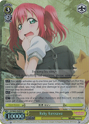LSS/W45-E009S Ruby Kurosawa (Foil) - Love Live! Sunshine!! English Weiss Schwarz Trading Card Game