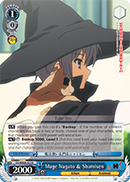 SY/WE09-E23 Mage Nagato & Shamisen - The Melancholy of Haruhi Suzumiya Extra Booster English Weiss Schwarz Trading Card Game