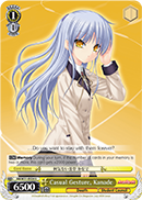AB/W31-E026 Casual Gesture, Kanade - Angel Beats! Re:Edit English Weiss Schwarz Trading Card Game