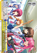 AB/W31-E050 Memories of Gldemo - Angel Beats! Re:Edit English Weiss Schwarz Trading Card Game