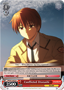 AB/W31-E070 Conflicted Otonashi - Angel Beats! Re:Edit English Weiss Schwarz Trading Card Game