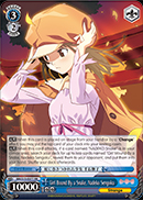 BM/S15-E077 Girl Bound By a Snake, Nadeko Sengoku - BAKEMONOGATARI English Weiss Schwarz Trading Card Game