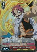 FT/EN-S02-103R Searching for Igneel, Natsu (Foil) - Fairy Tail English Weiss Schwarz Trading Card Game