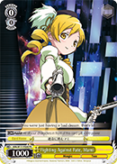 MM/W17-PE04 Fighting Against Fate, Mami