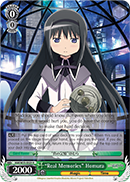 "MM/W35-E029 ""Real Memories"" Homura"
