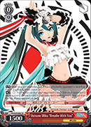 "PD/S29-E061 Hatsune Miku ""Breathe With You"""