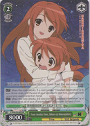SY/W08-E026R From Another Time, Mikuru & Mikuru(Adult) (Foil)