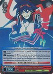 GL/S52-E060S To Save The Woman I Love, Simon (Foil) - Gurren Lagann English Weiss Schwarz Trading Card Game