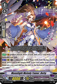 V-BT09/024EN Moonlight Melody Tamer, Betty