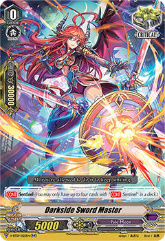 V-BT09/025EN Darkside Sword Master