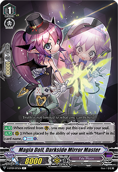 V-BT09/075EN Magia Doll, Darkside Mirror Master