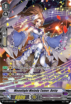 V-BT09/SP17EN Moonlight Melody Tamer, Betty