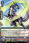 V-EB01/022EN Vicious Claw Dragon, Laceraterex