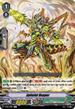 V-EB01/031EN Spiteful Hopper - The Destructive Roar Cardfight!! Vanguard! English Trading Card Game