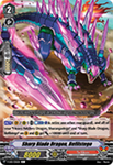 V-EB01/036EN Sharp Blade Dragon, Refilstego