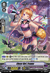 V-EB01/051EN Cheer Girl, Franny - The Destructive Roar Cardfight!! Vanguard! English Trading Card Game