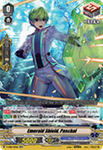 V-EB02/017EN Emerald Shield, Paschal - Champions of the Asia Circuit Cardfight!! Vanguard! English Trading Card Game