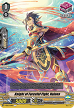 V-EB03/054EN Knight of Forceful Fight, Nalnes