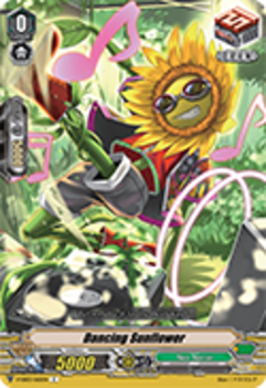 V-EB03/065EN Dancing Sunflower