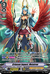 V-EB03/OR01EN Crimson Impact, Metatron - ULTRARARE MIRACLE COLLECTION Cardfight!! Vanguard! English Trading Card Game