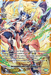 V-EB03/UR02EN Incandescent Lion, Blond Ezel (Gold Signature) - ULTRARARE MIRACLE COLLECTION Cardfight!! Vanguard! English Trading Card Game