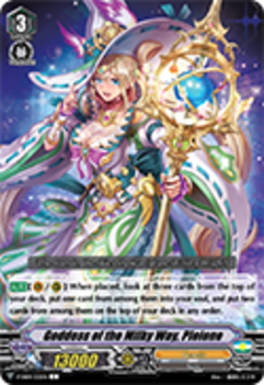 V-EB04/032EN Goddess of Milky Way, Pleione