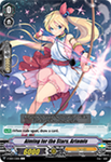 V-EB04/038EN Aiming for the Stars, Artemis - The Answer of Truth Cardfight!! Vanguard! English Trading Card Game