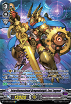 V-EB04/OR02EN Interdimensional Dragon Knight, Lost Legend