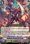 V-EB06/002EN Dragonic Overlord the Great - Light of Salvation, Logic of Destruction Cardfight!! Vanguard! English Trading Card Game
