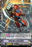 V-EB08/020EN Quick Hero, Active Mask