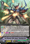 V-EB09/003EN True Demonic Rifle Rogue, Gunningcoleo - The Raging Tactics Cardfight!! Vanguard! English Trading Card Game