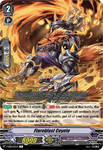 V-EB09/025EN Flareblast Coyote - The Raging Tactics Cardfight!! Vanguard! English Trading Card Game