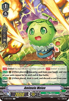 V-EB10/033EN Amimelo Melon - The Mysterious Fortune Cardfight!! Vanguard! English Trading Card Game