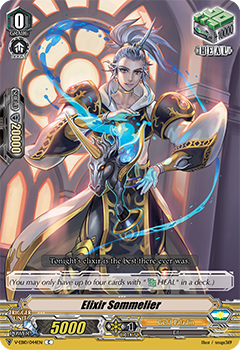 V-EB10/044EN Elixir Sommelier - The Mysterious Fortune Cardfight!! Vanguard! English Trading Card Game