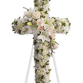 Consoling Cross Wreath CW - 34