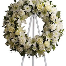 Graceful Tribute Wreath CW - 67