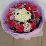 Amazing Flower Hello Kitty