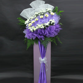 Condolence Flowers Wreath CW - 33