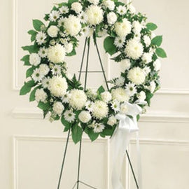 Heart Warming Wreath CW - 83