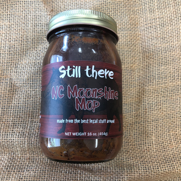 Still There NC Moonshine Mop Sauce