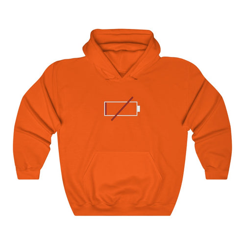 Out of Energy Hoodie