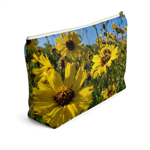 Bee-utiful Accessory Pouch w T-bottom