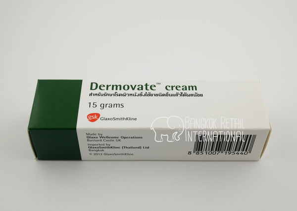 what is dermovate cream used for