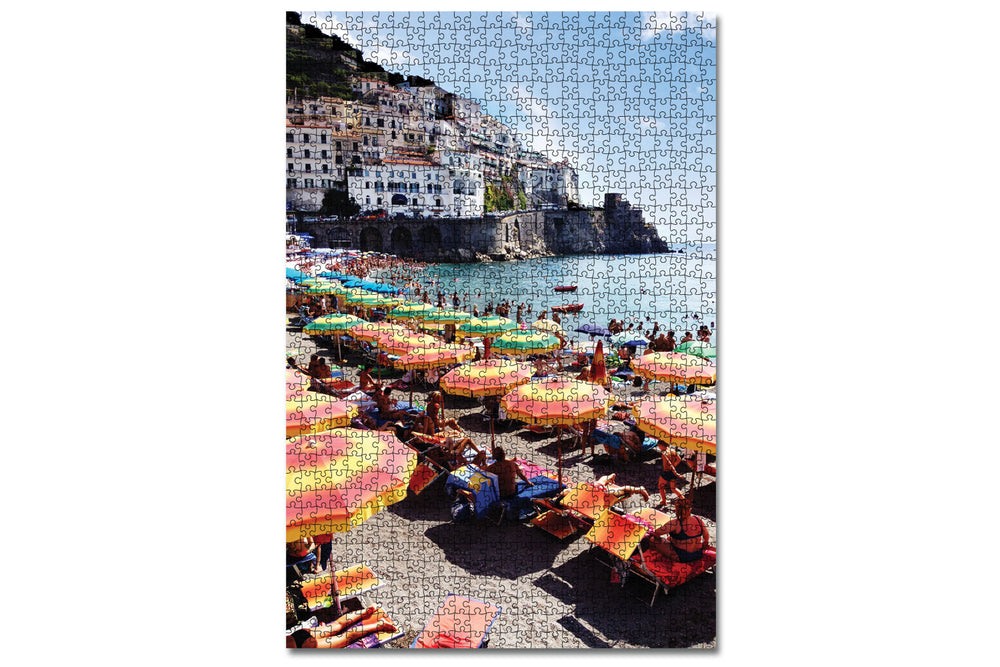 Journey Of Something - 1000 Piece Puzzle - Amalfi Neapolitan